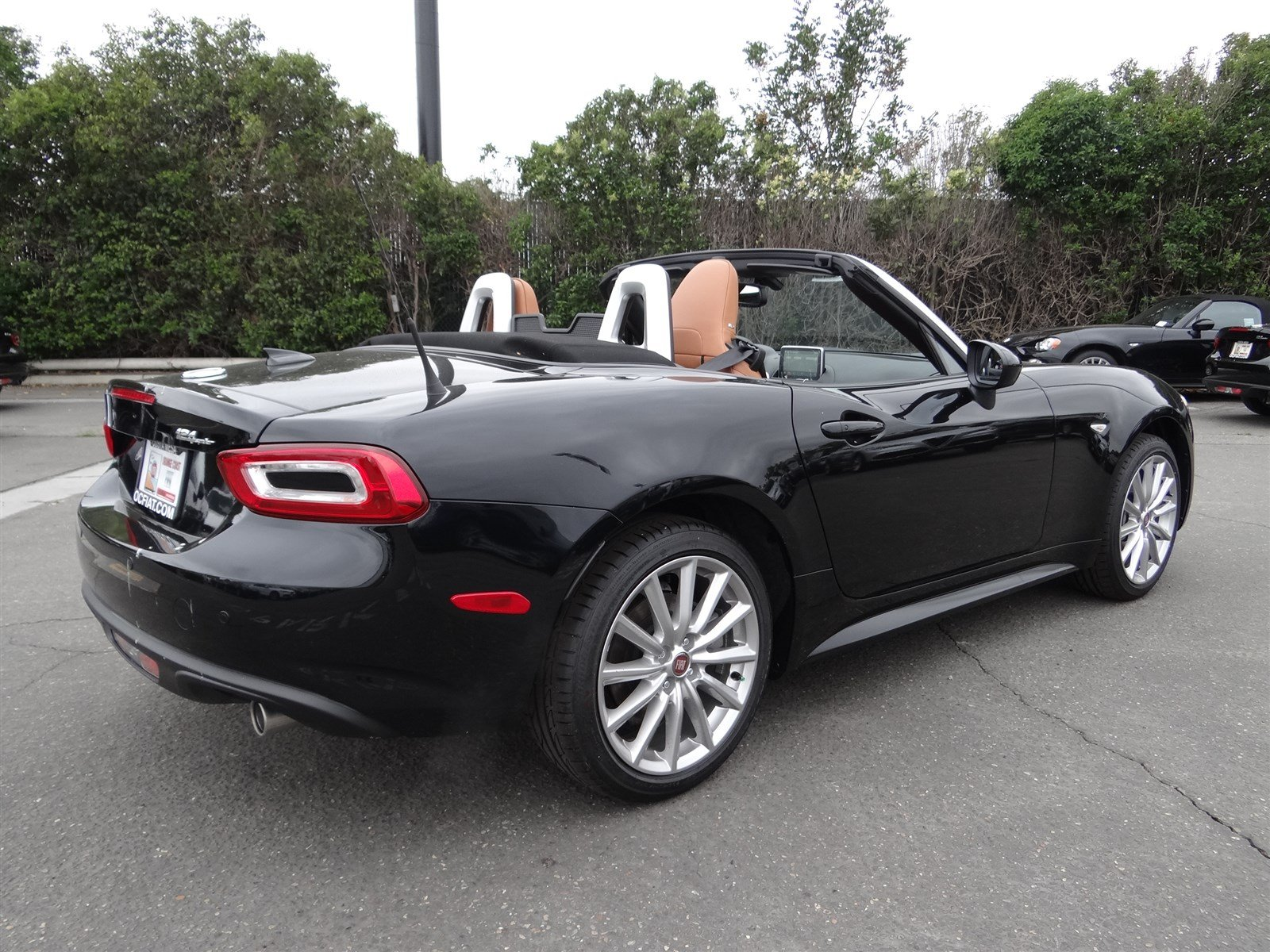 new 2018 fiat 124 spider lusso convertible in costa mesa #sl1020